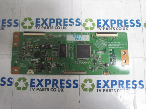 TCON BOARD 6870C-0163A - PHILIPS 42PFL5522D/05 - Express TV Parts UK