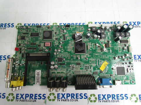MAIN AV BOARD 17MB12-3 - ONN LE32LCD0802ID - Express TV Parts UK
