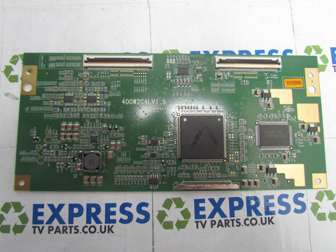 TCON BOARD 400W2C4LV1.5 - SAMSUNG LE40R51B - Express TV Parts UK