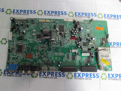 MAIN AV BOARD 17MB26-2 V.1 (260207) - ACOUSTIC SOLUTIONS LCD40F1080P - Express TV Parts UK