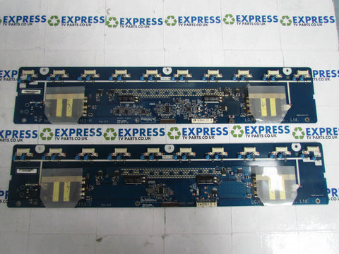 INVERTER BOARD 6632L-0381A + 6632L-0382A - LG 42LF65 - Express TV Parts UK