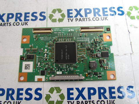 TCON BOARD 19100106 - PANASONIC TX-32LXD85 - Express TV Parts UK