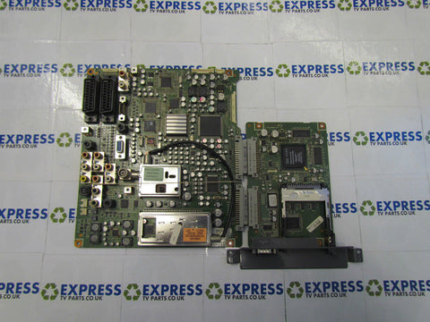 MAIN AV BOARD BN41-00568C + BN41-00595A - SAMSUNG LE32R51BD - Express TV Parts UK
