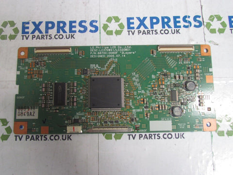 TCON BOARD 6870C-0060F - PANASONIC TX-32LMD70EW - Express TV Parts UK