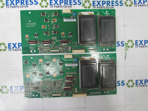 INVERTER BOARD VIT71053.54+VIT71053.55 (REV:0) - LG 32LG3000 - Express TV Parts UK