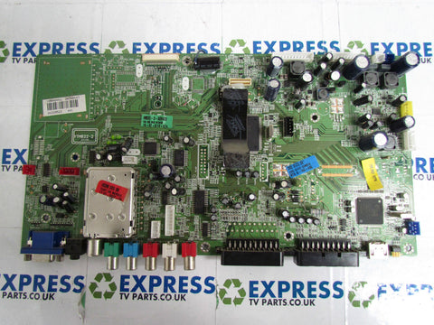 MAIN AV BOARD 17MB22-2 (021106) - GOODMANS LD2661HDFVT - Express TV Parts UK