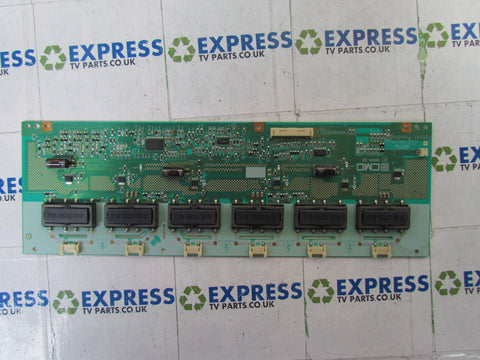 INVERTER BOARD 1260B1-12E - SONY KDL-26T2800 - Express TV Parts UK
