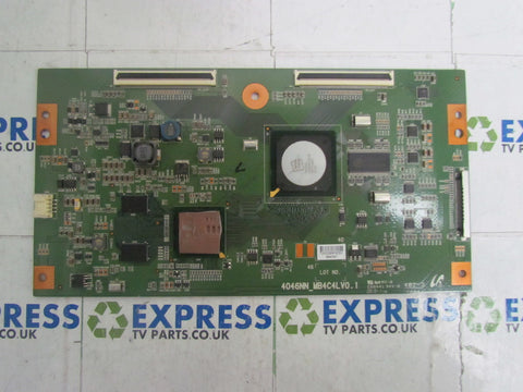 TCON BOARD 4046NN_MB4C4LV0.1 - SONY KDL-40W5500 - Express TV Parts UK