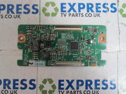 TCON BOARD 6870C-0313B - SHARP LC-32LD145K - Express TV Parts UK