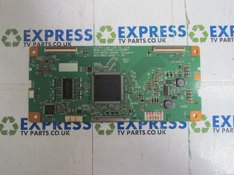 TCON BOARD 6870C-0060H - LG 37LC2D-EC - Express TV Parts UK