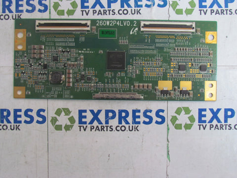 TCON BOARD 260W2P4LV0.2 - PANASONIC TX-26LXD60 - Express TV Parts UK