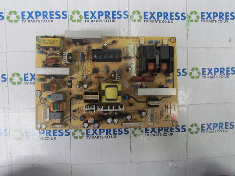 POWER SUPPLY BOARD PSU 715G3234-P01-H20-003S - BUSH A632 - Express TV Parts UK