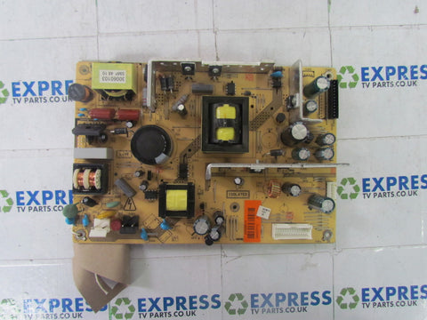 POWER SUPPLY BOARD PSU 17PW26-4 V1 (100409) - TOSHIBA 32BV500B - Express TV Parts UK