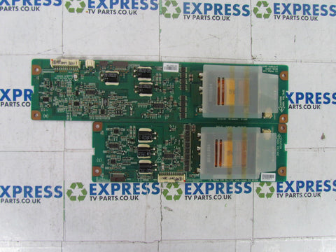 INVERTER BOARD 6632L-0197C + 6632L-0198C - LG 37LC2DB - Express TV Parts UK