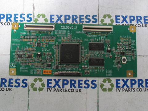TCON BOARD 32L05V0.2 - SONY LDM-3210 - Express TV Parts UK