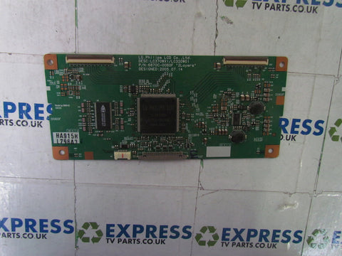 TCON BOARD 6870C-0060F - PHILIPS 32P5331/12