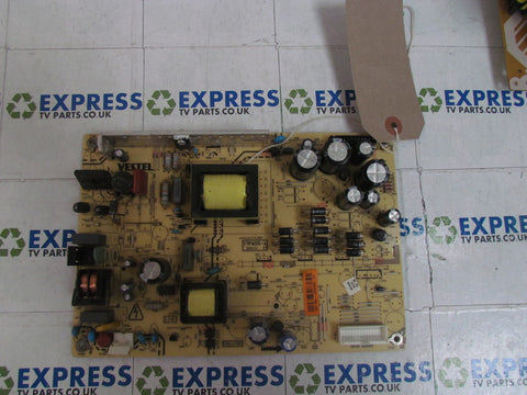 POWER SUPPLY BOARD PSU 17PW25-4 V1 (250111) - TOSHIBA 32BV501B - Express TV Parts UK