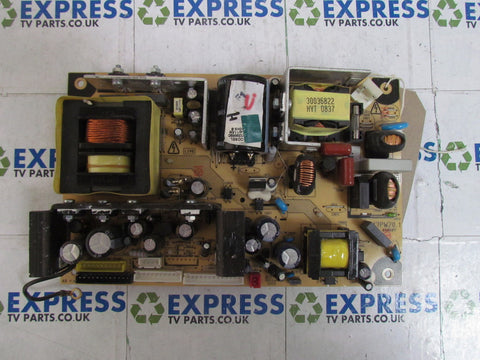 POWER SUPPLY BOARD PSU 17PW20.1 (010507) - ACOUSTIC SOLUTIONS LCD37761F1080P - Express TV Parts UK