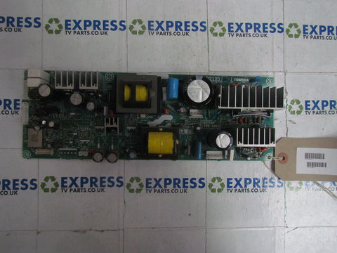 POWER SUPPLY BOARD PD2105 A-1 23590206C - TOSHIBA 27WL56P - Express TV Parts UK