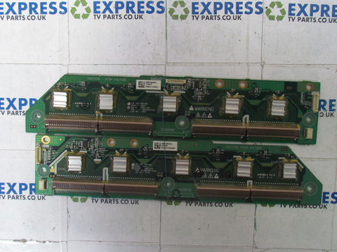 BUFFER BOARD 6870QFC104A+6870QDC006A - LG 50PC1DA - Express TV Parts UK