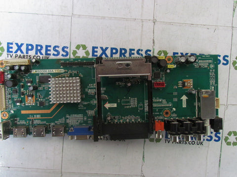 MAIN AV BOARD T.MSD306.68A 11346 - TECHNIKA LCD 40-270 - Express TV Parts UK