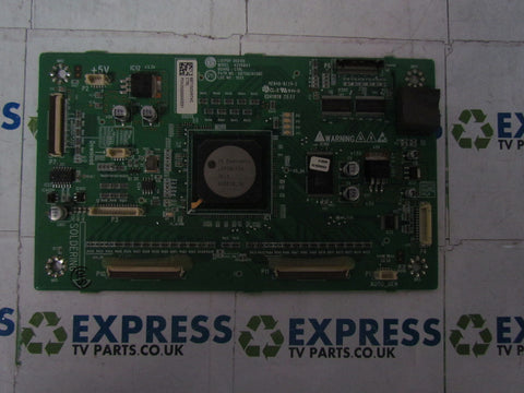 CONTROL BOARD 6870QCH106C - LG 42PC1DV-EC - Express TV Parts UK