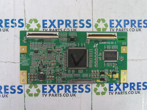 TCON BOARD 3240WTC4LV0.3 - SAMSUNG LE40R73BD - Express TV Parts UK