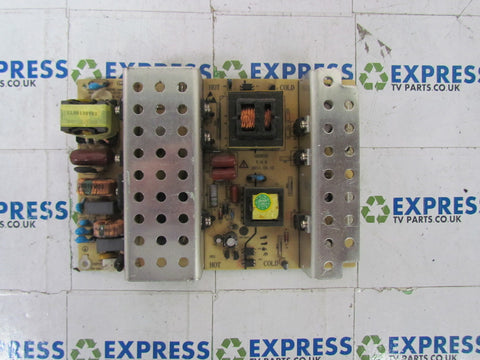 POWER SUPPLY BOARD G0281D - TECHNIKA LCD 40-270 - Express TV Parts UK