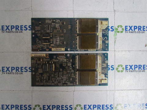 INVERTER BOARD 6632L-0371D + 6632L-0372D - Express TV Parts UK