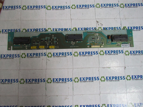 INVERTER BOARD I260B1-12F - HITACHI L26H01U - Express TV Parts UK