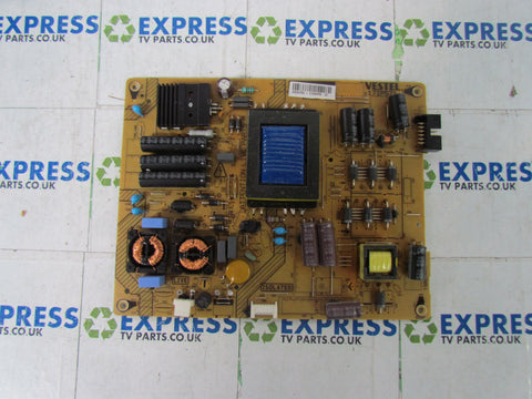 POWER SUPPLY BOARD PSU 17IPS71 - HITACHI 42HYT42U - Express TV Parts UK