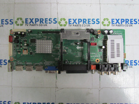MAIN AV BOARD T.MSD306.8B-2 - TECHNIKA LCD40-270 - Express TV Parts UK