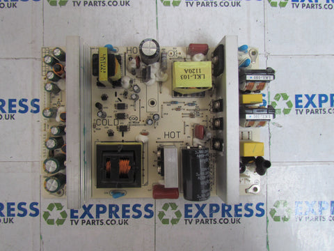 POWER SUPPLY BOARD PSU LK4180-001F - TECHNIKA M40/57G-GB-FTCU-U - Express TV Parts UK