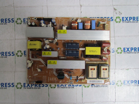 POWER SUPPLY BOARD PSU BN44-00199A - SAMSUNG LE40A556P1F - Express TV Parts UK