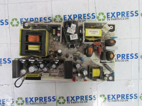POWER SUPPLY BOARD PSU 17PW20 - Express TV Parts UK