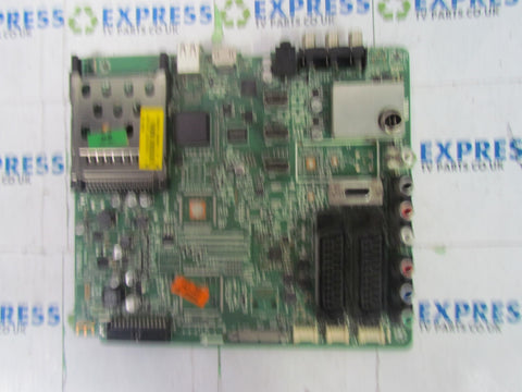 MAIN AV BOARD 17MB65-2 - ISIS ISI-420913-LED3D - Express TV Parts UK