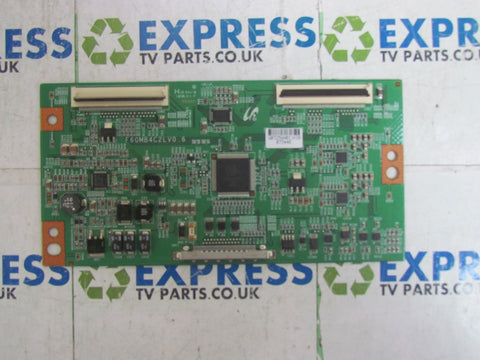 TCON BOARD F60MB4C2LV0.6 - SAMSUNG LE32C580J1K - Express TV Parts UK
