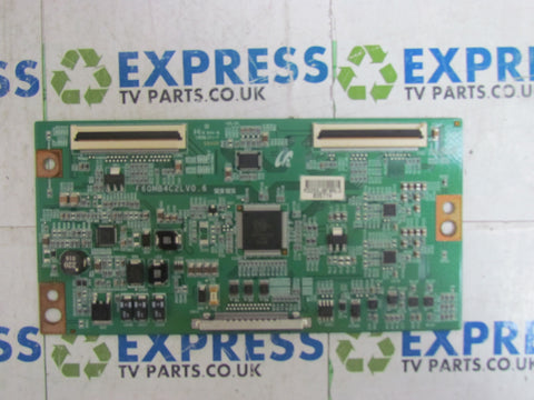 TCON BOARD F60MB4C2LV0.6 - SAMSUNG LE40C530F1W - Express TV Parts UK