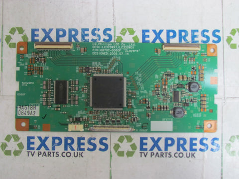 TCON BOARD 6870C-0060F - PANASONIC TX-32LMD70 - Express TV Parts UK