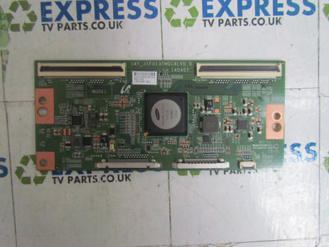 TCON BOARD 14Y_J1FU13TMGC4LV0.0 - PANASONIC TX-48CX400B - Express TV Parts UK