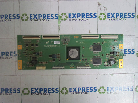 TCON BOARD 57/70/82HHC6LV3.2 - TOSHIBA 57Z3030D - Express TV Parts UK