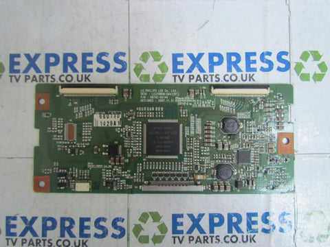 TCON BOARD 6870C-0214A - TOSHIBA 37XV555D - Express TV Parts UK