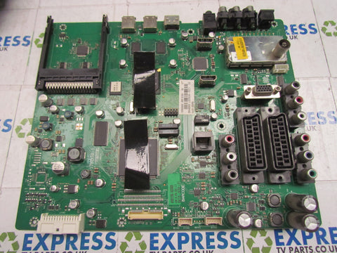 MAIN AV BOARD 17MB38-1 - SANYO CE37FH08-B - Express TV Parts UK