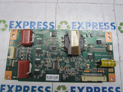 INVERTER BOARD SSL400_0E2B - FINLUX 40F8030-T - Express TV Parts UK
