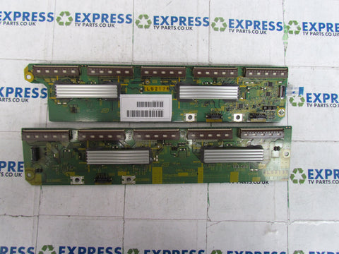 BUFFER BOARD TNPA4788 + TNPA4789 - PANASONIC TX-P50G10B 200 - Express TV Parts UK