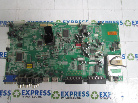 MAIN AV BOARD 17MB26-2 - (260207) - HITACHI L37V01UA - Express TV Parts UK