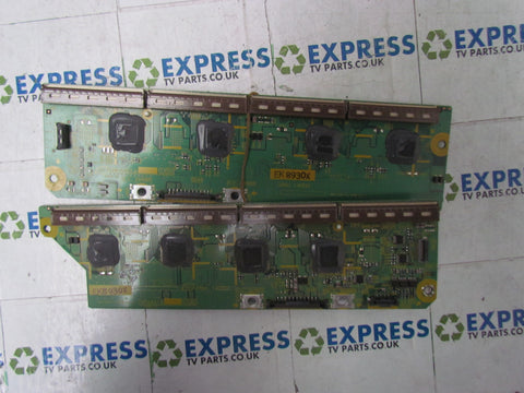 BUFFER BOARD TNPA4412 + TNPA4413 - PANASONIC TH-42PZ80BA - Express TV Parts UK