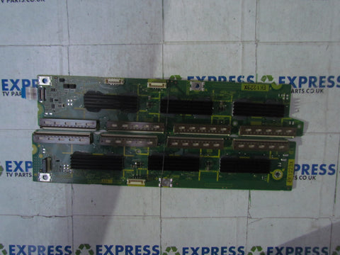 BUFFER BOARD TNPA5333 + TNPA5334 - PANASONIC TX-P46GT30B - Express TV Parts UK