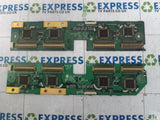 BUFFER BOARD 06870QFE014B + 6870QDE014B - LG 42PX3V-ZA - Express TV Parts UK