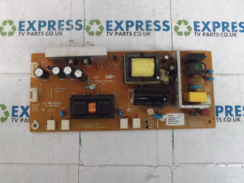 POWER SUPPLY BOARD PSU YPWBG1019PTG - TECHWOOD LCD19783B - Express TV Parts UK
